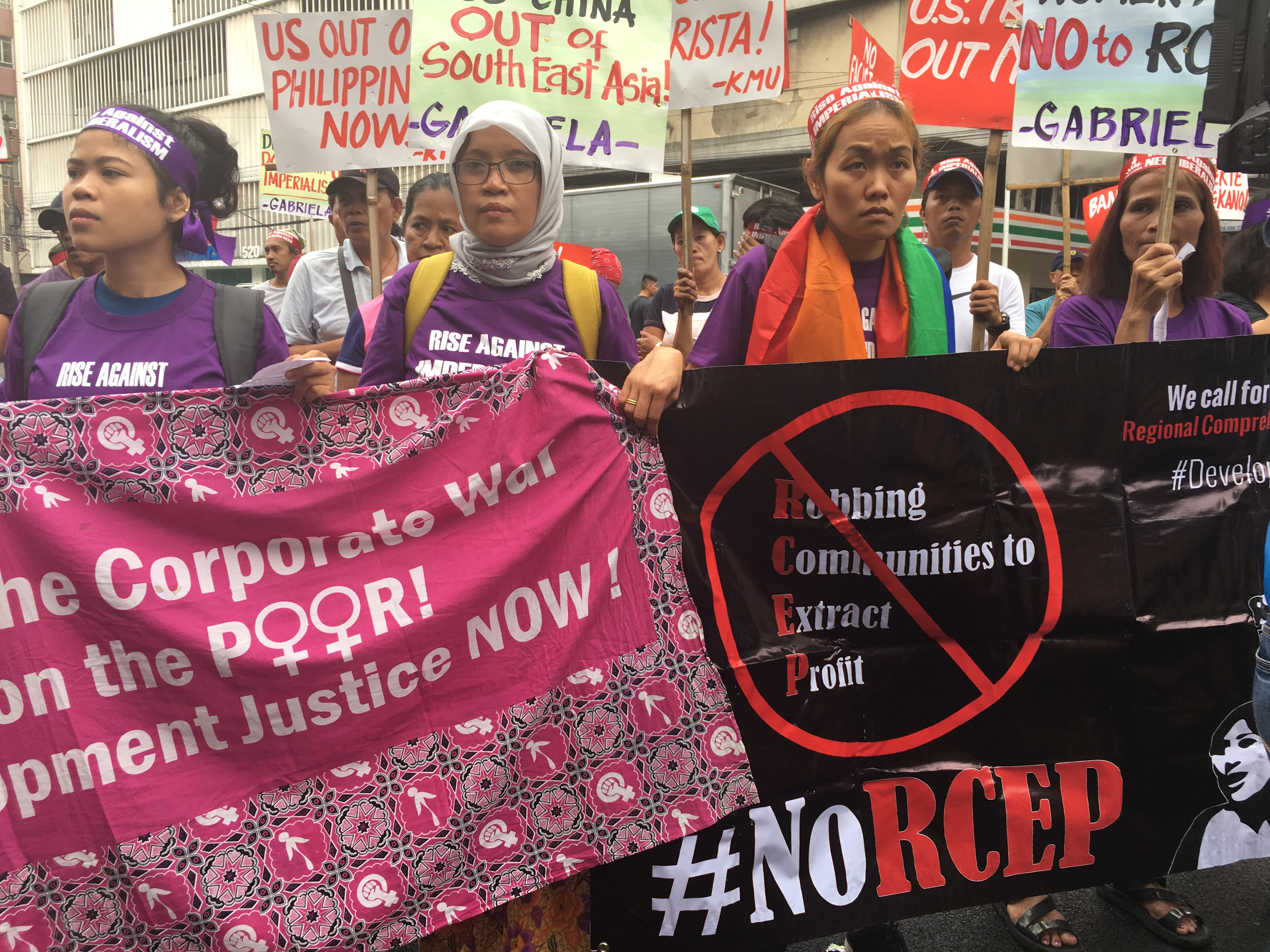 RCEP Has Human Rights Concerns: Women's Groups