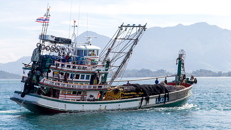 How an ILO Protocol has helped combat forced labour in Thai fishing