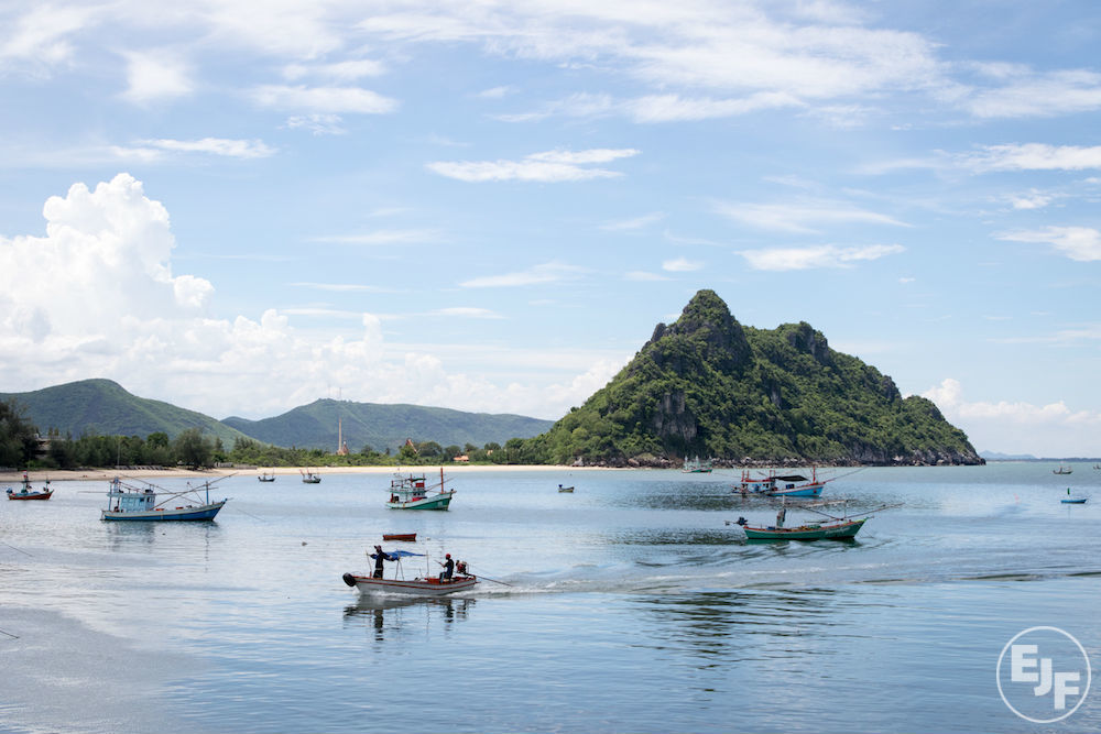 Thailand leads Asia towards International Standards for decent work in fisheries