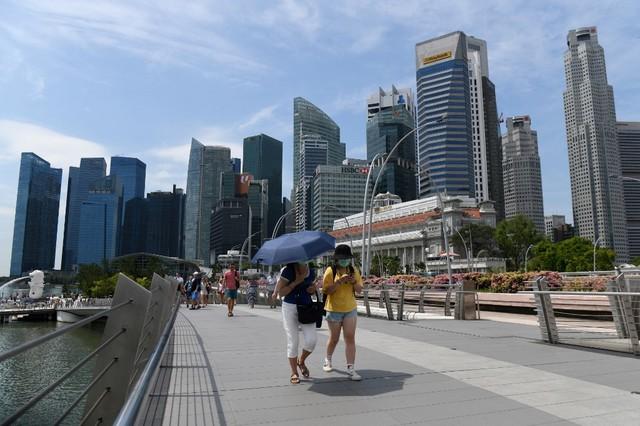 สิงคโปร์ทุ่มงบพิเศษ 4.5 พันล้านจัดการปัญหาไวรัส COVID-19 และ ...