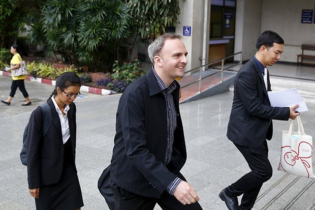 Trial on Criminal Defamation and Computer Crimes Charges Against British Migrants Rights Activist Andy Hall Commences 19th May in Bangkok